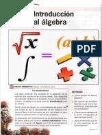 05. Introduccion Al Álgebra
