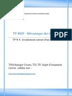 TP MDF N°4 - ecoulement autour dun obstacle
