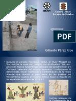 Trabajos arqueológicos en Texcoco 2015-2016