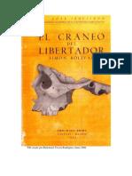 EL CRÁNEO DEL LIBERTADOR