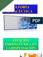 CONSULTORIA FARMACEUTICA 2017