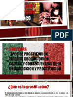 Prostitución y drogadiccion en mexico