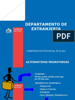 Presentacion Gobernacion de Elqui