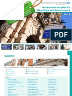National Hospital for Neurology and Neurosurgery Interactive Guide Brochure