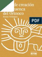 Mitos de Creacion de La Cuenca Del Orinoco