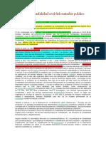 La Responsabilidad Civil Del Contador Publico