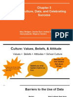 chapter 3 culture data and celebrating success