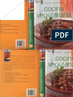 Cocina Vegetariana Parragon Books