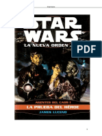 Agentes Del Caos I-La Prueba Del Heroe