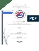 CALCULO DE EVOTRANSPIRACION - METODO DE DOORENBOS