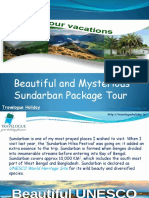 Beautiful and Mysterious Sundarban Package Tour