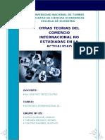 Otras teorias del comercio internacional