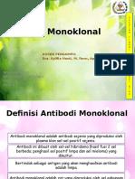 Antibodi Monoklonal ppt