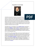 Biografía de Tycho Brahe
