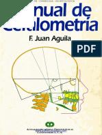 Aguila Juan - Manual de Cefalometria