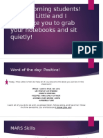 positive behavior powerpoint  1