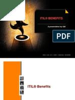 ITIL Benefits