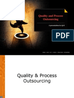 Quality and Process Outsourcing