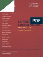 2015 Política Exterior Peruana