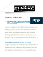 copyright reflection