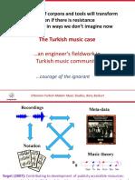 Thursday Presentation Baris Bozkurt - Corpus Analysis