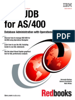 DB2 UDB for AS400 Admin With Navigator