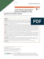 Journal CA Ovari
