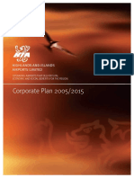 Corporate Plan Summary 2005