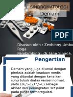 Sindrom Demam - Salin
