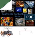 Ch13 Materials Applications