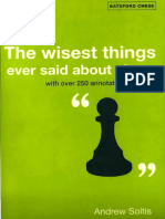 Andrew Soltis - The Wisest Things Ever Said About Chess.pdf