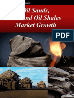 Oil Sands Gas and Oil Shales Market Growth