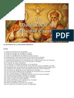 La Doctrina de La Trinidad Expuesta