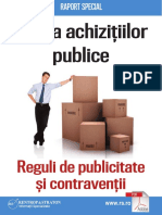 Raport Special Achizitii Publicee170105091544