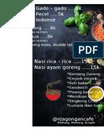 Doc2 menu