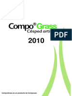 Compograss - Cesped Artificial
