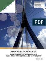 Orden Circular 372016