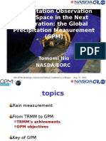 Global Precipitation Measurement