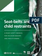 TS Seat-belts WHO Manual