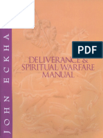 Deliverance and Spiritual Warfare Manual - Eckhardt.pdf