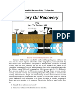 Enhanced Oil Recovery Using CO2 Injection