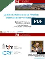 Cambio Climatico SA Congreso Arequipa