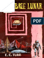 Base lunar - E. C. Tubb