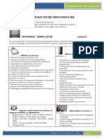 Toolkit Fiche Processus Rh