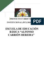 PCI INSTITUCIONAL 2016-2020_Alfonso Carrión Heredia_actual