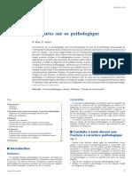 Fractures Sur Os Pathologique
