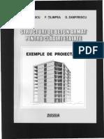 31945462 Structuri de Beton Armat Pentru Cladiri Etajate Exemple de Proiectare
