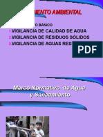 1.-Marco Normativo - Agua y Saneamiento