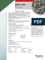 TDS Fibermesh 650S