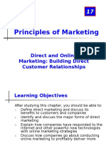 Chapter 17  principles of marketing 1